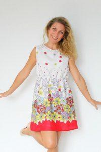 لباس تابستانه زنانه