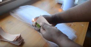 استفاده از فندک