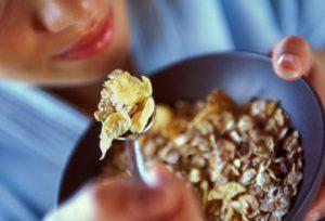 خوردن صبحانه و کاهش وزن
