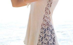 اضافه کردن پارچه به پهلوی لباس