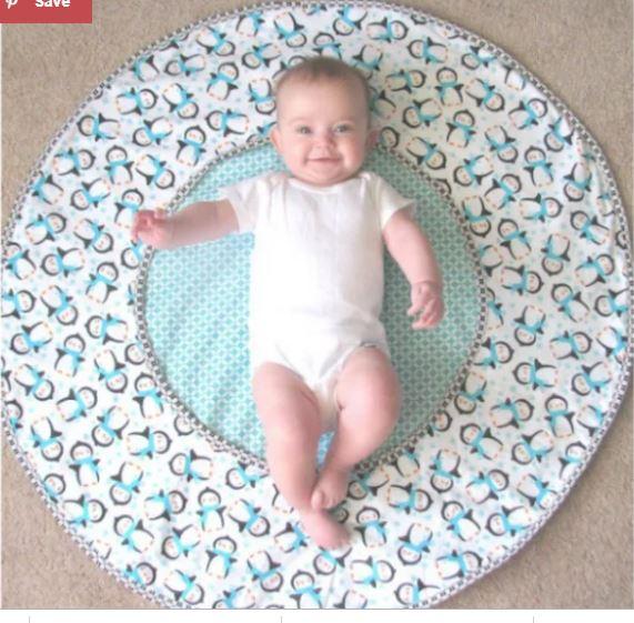 زیرانداز نوزاد