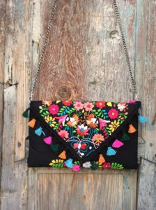 کیف پارچه ای ساده