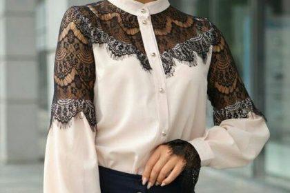 مدل آستین فانوسی
