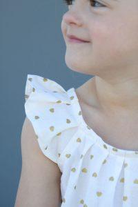 پیراهن تابستانه دخترانه